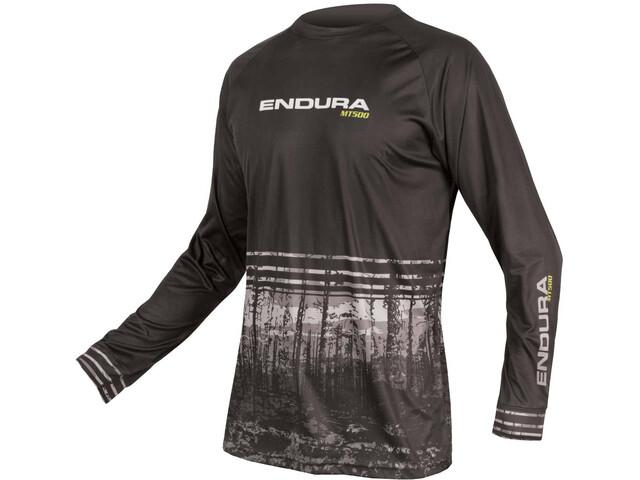Endura MT500 T II Long Sleeve Jersey Men black